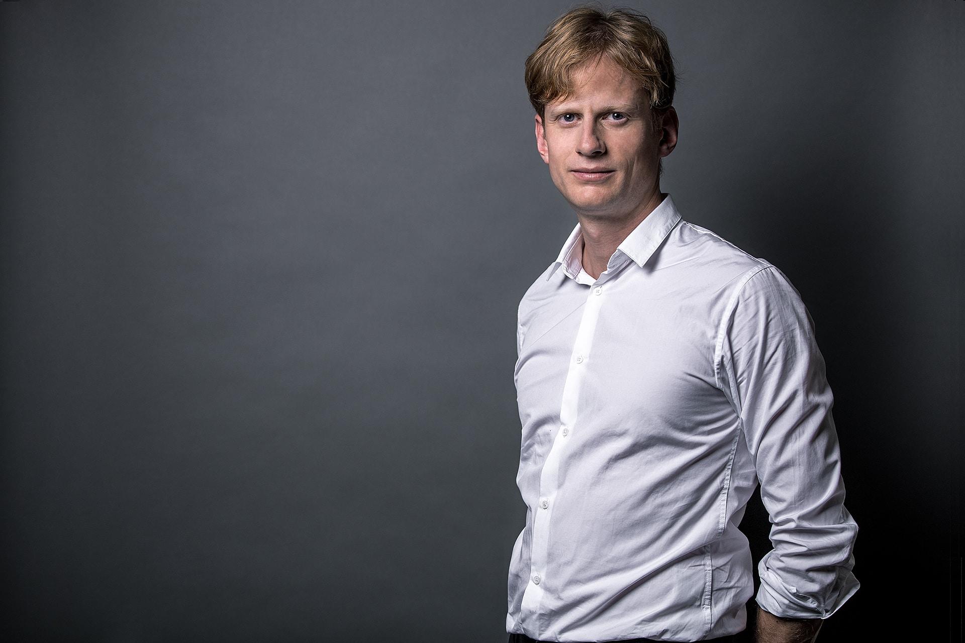 Xavier Nass, dirigeant Jpee, acteur normand pour les énergies renouvelables