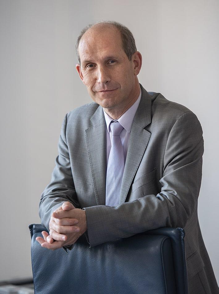 Philippe Viland, mandataire du Pôle BDR à la Caisse d'Épargne Normandie