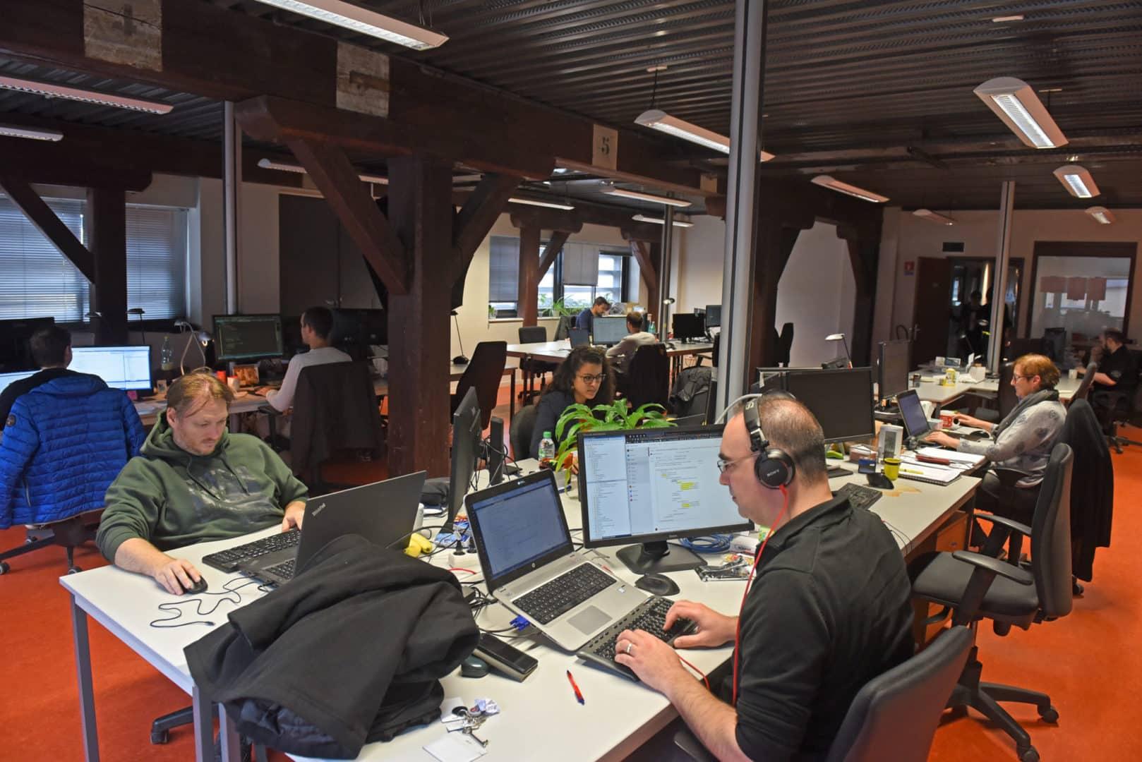 L'entreprise normande SOGET au cœur de l'innovation avec un PCS nouvelle génération