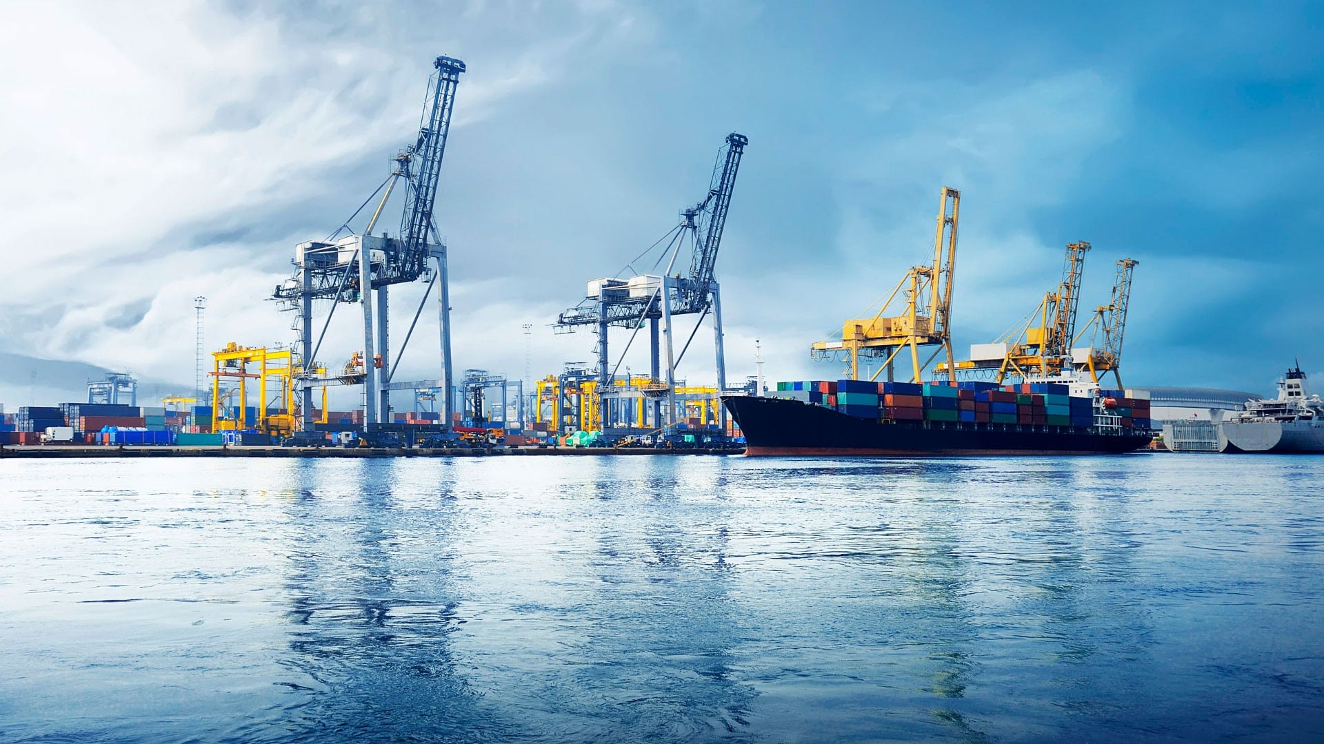 SOGET, leader mondial en solution digitale pour facilitation portuaire