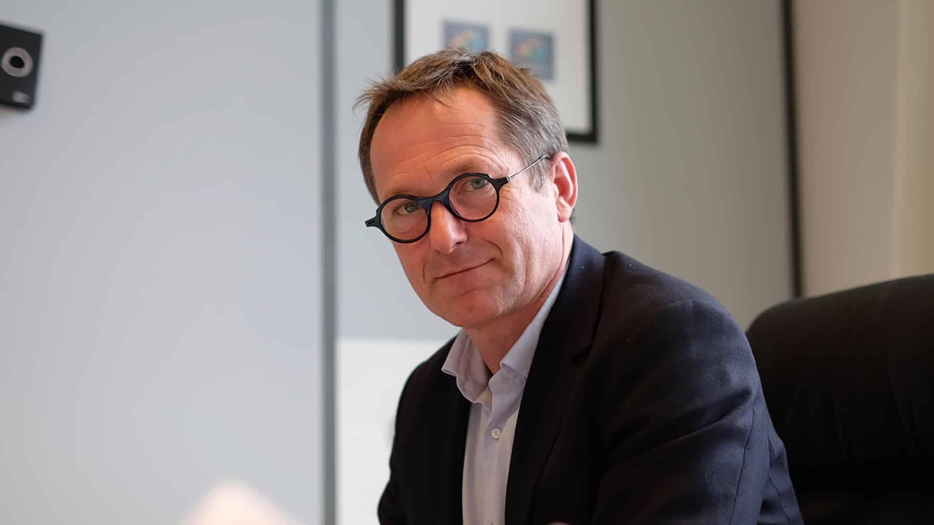 Alexandre Wahl, directeur de l'ADN